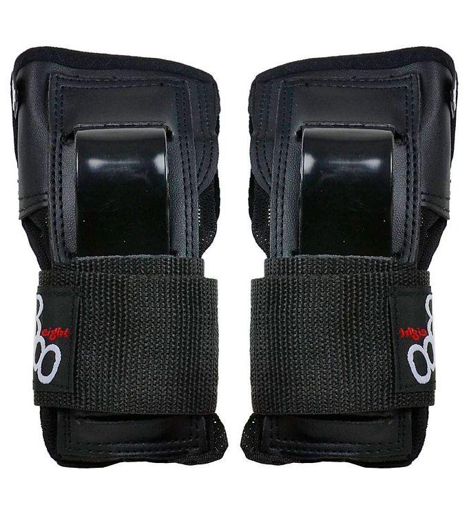 Image of Triple Eight Håndledsbeskytter - Wristsaver Slide On - Sort (UE042)