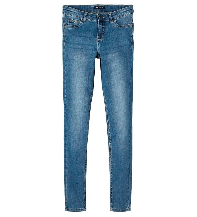 Image of LMTD Jeans - NlfTomo - Medium Blue Denim (UE258)