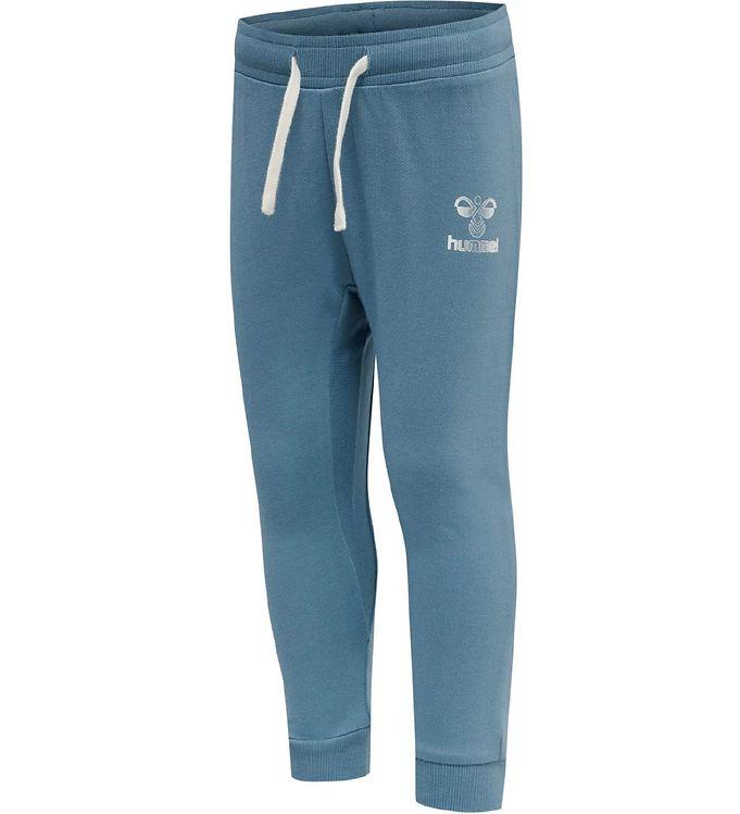 Image of Hummel Sweatpants - hmlProud - Blå (UE296)