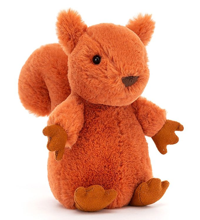 Image of Jellycat Bamse - 13x7 cm - Nippit Squirrel (UE560)