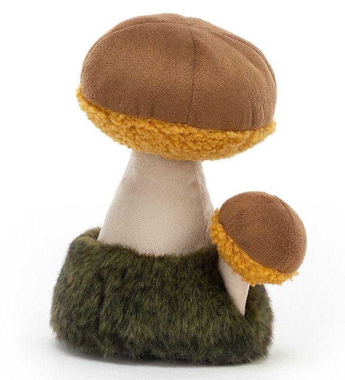 Image of Jellycat Bamse - 15x11 cm - Wild Nature Boletus Mushroom (UE588)