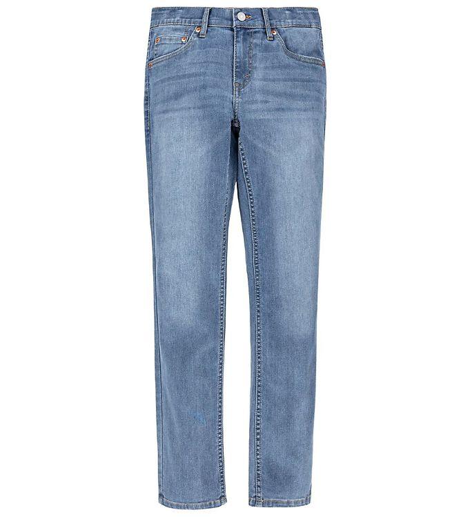 Image of Levis Jeans - Denim - 512 Slim Taper - Small Talk (VA867)