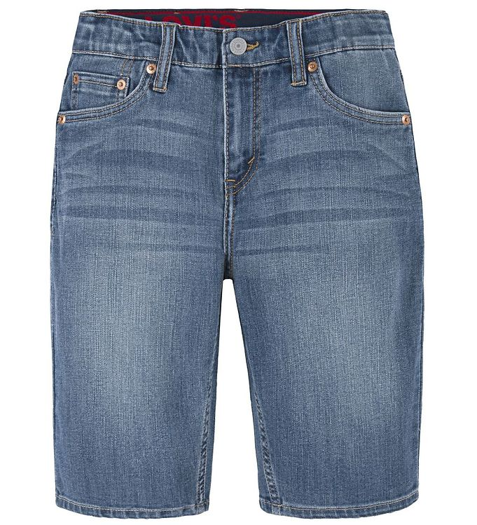 Image of Levis Shorts - Denim - 511 Slim Short - Spit Fire (VA873)