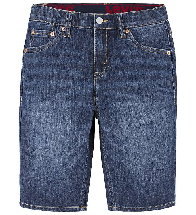 Image of Levis Shorts - Denim - 511 Slim Short - Highlands (VA878)