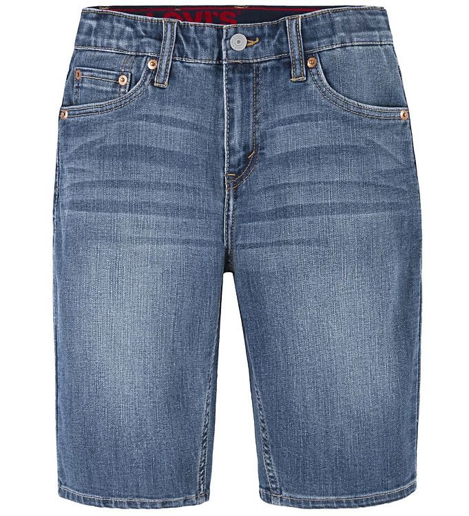 Image of Levis Shorts - Denim - 511 Slim Short - Blown Away (VA879)