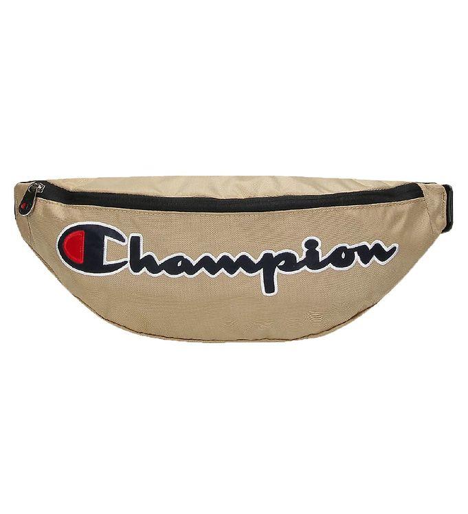 Image of Champion Bæltetaske - Beige m. Logo (VB294)