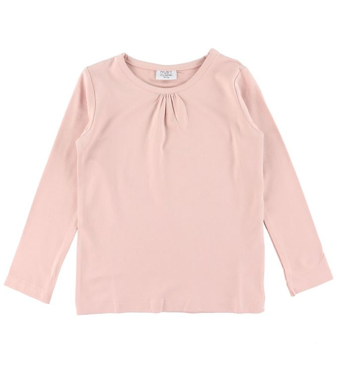 Image of Hust and Claire Bluse - Rosa (VB389)