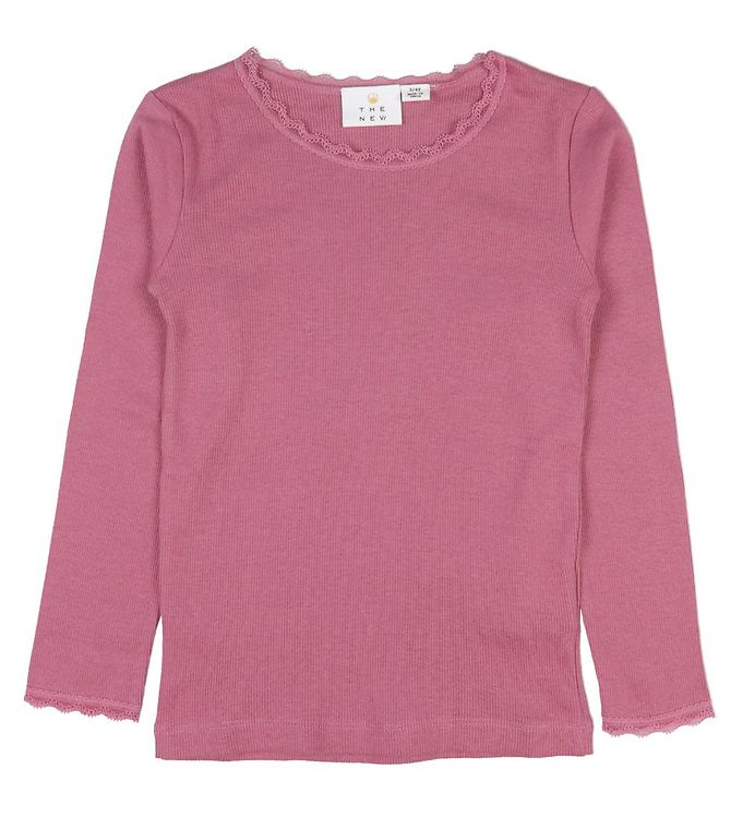 Image of The New Bluse - Bailey - Heather Rose (VB451)