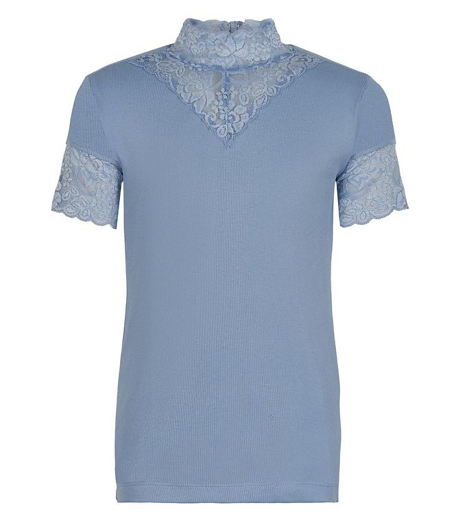 Image of The New T-shirt - Olace - Brunnera Blue (VB457)