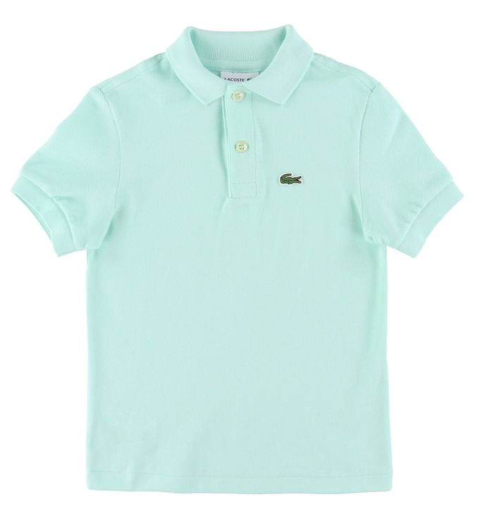 Image of Lacoste Polo - Turkis Blå (VB541)