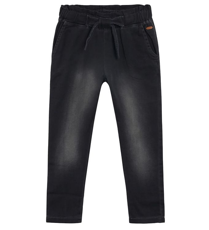Image of Hust and Claire Jeans - Tona - Denim - Sort (VB851)