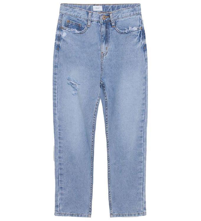 Image of Grunt Jeans - Mom - True Indigo (VC571)