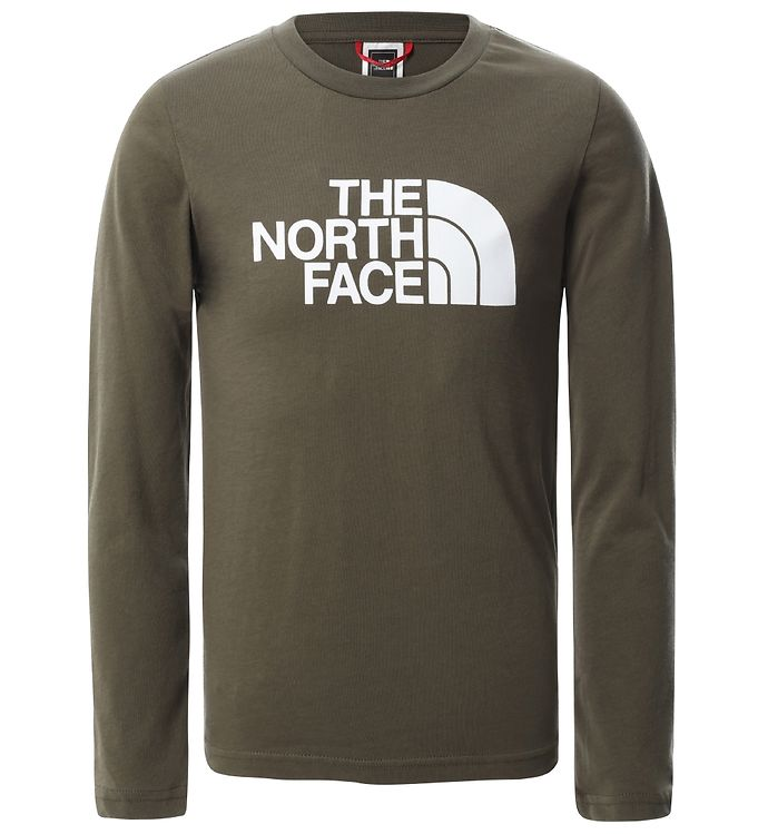 Image of The North Bluse - Easy - Taupe Green (VD085)