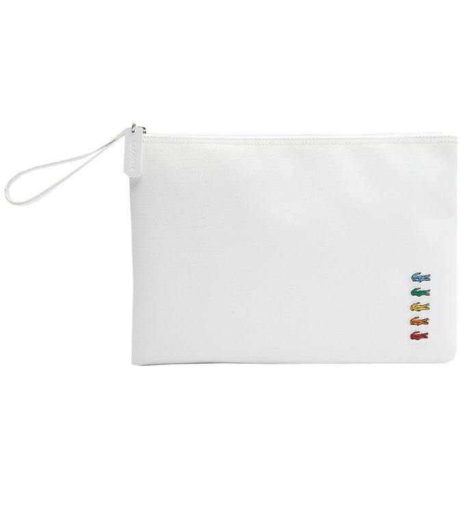 Image of Lacoste Clutch - Blanc Pola (VD449)