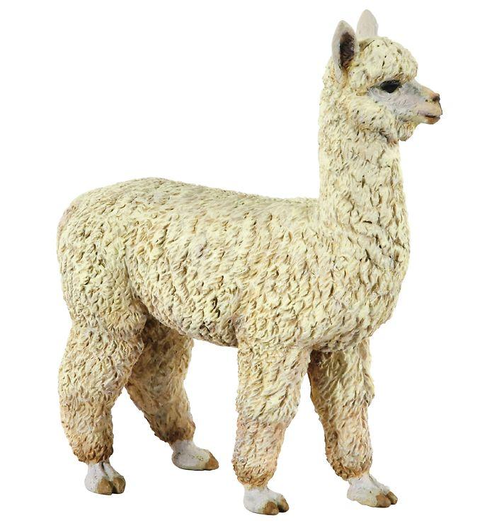 Image of Papo Alpaca - H: 8,5 cm (VD470)