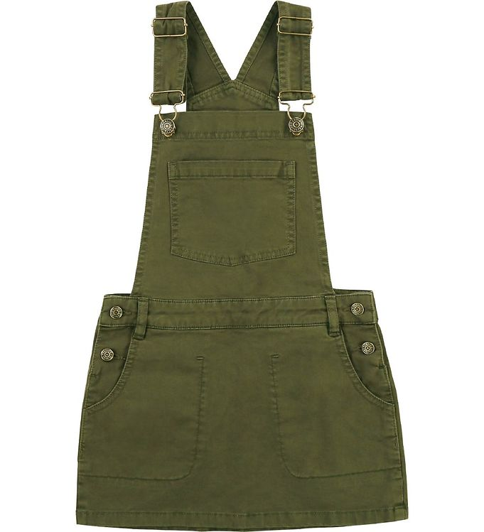 Image of Zadig & Voltaire Spencer Kjole - Young Free - Khaki (VD481)