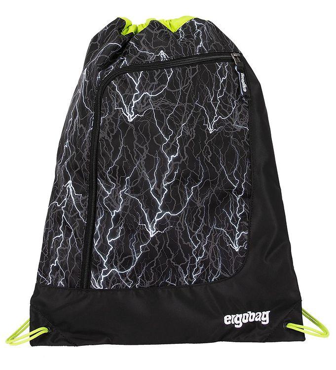 Image of Ergobag Gymnastikpose - Prime - Super ReflectBear Glow (VD678)