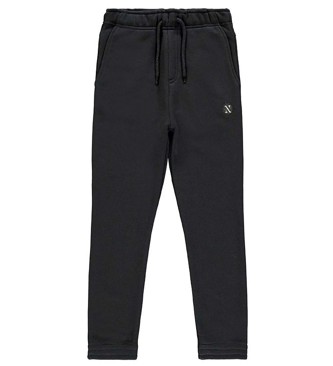 Image of Name It Sweatpants - NkmFeos - Sort (VE018)