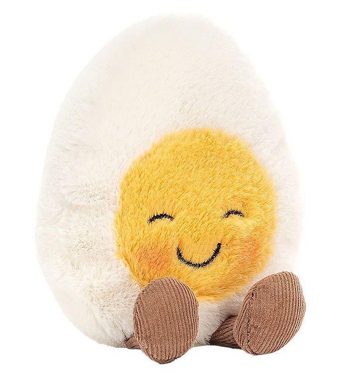 Image of Jellycat Bamse - 14x8 cm - Boiled Egg Blushing (VE750)