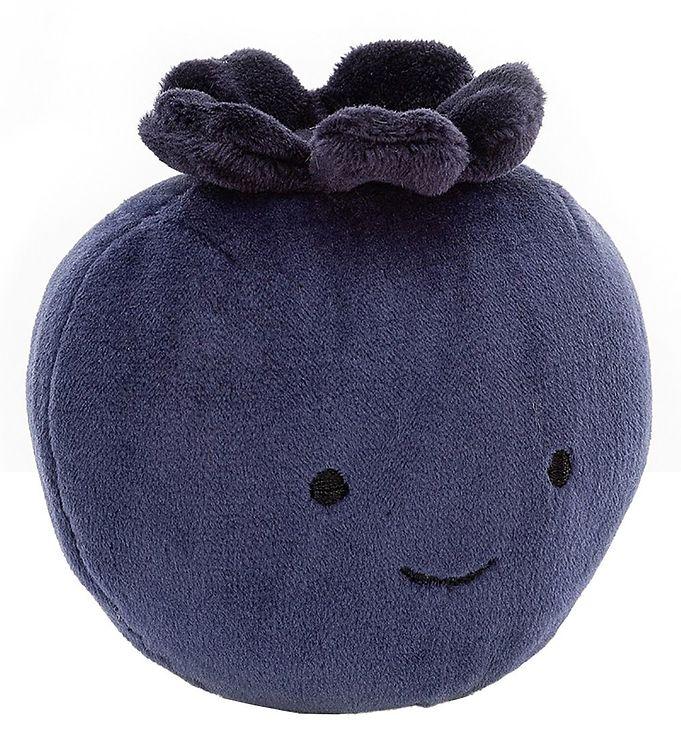 Image of Jellycat Bamse - 10x8 cm - Fabulous Fruit Blueberry (VE751)