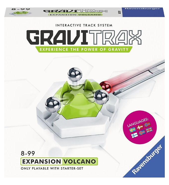 Image of GraviTrax Expansion Volcano (X183)