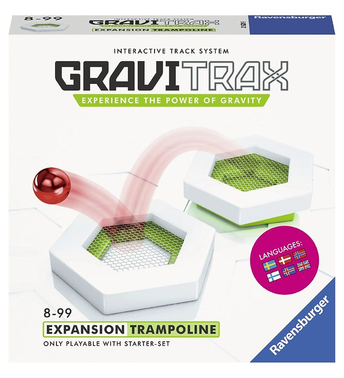 Image of GraviTrax Expansion Trampoline (X184)