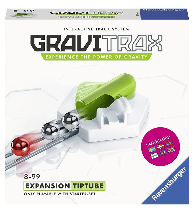 Image of GraviTrax Expansion Tiptube (X185)