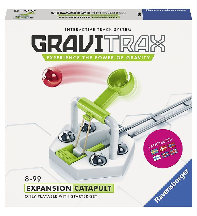 Image of GraviTrax Expansion Catapult (X187)