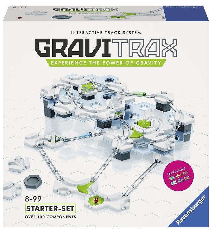 Image of GraviTrax Startersæt - Min. 100 Komponenter (X191)