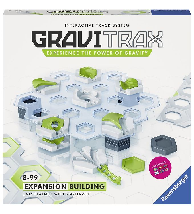 Image of GraviTrax Expansion Building (X194)