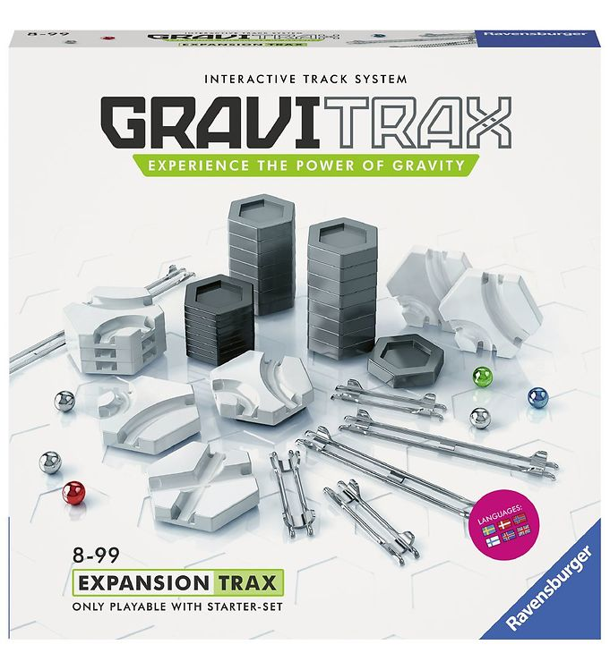 Image of GraviTrax Expansion Trax (X195)
