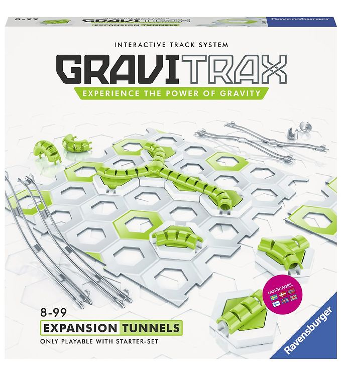 Image of GraviTrax Expansion Tunnels (X196)