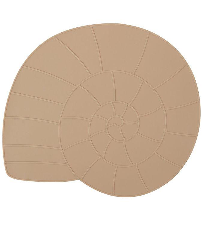 Image of OYOY Dækkeserviet - Nautilus - Camel (X250)