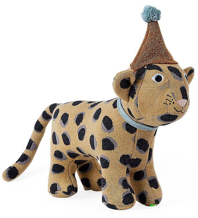Image of OYOY Bamse - Baby Elvis Leopard - Multi (X268)