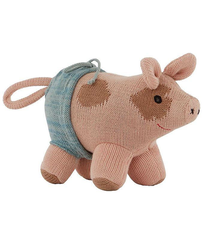 Image of OYOY Bamse - Hugo Mini Pig - Rosa (X270)