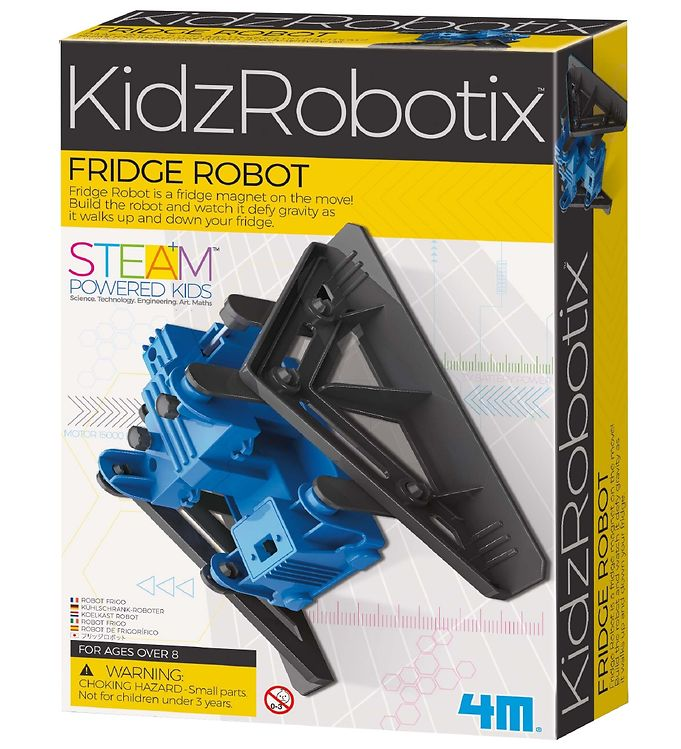 Image of 4M - KidzRobotix - Køleskabs Robot (XA201)