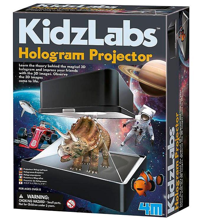 Image of 4M - KidzLabs - Hologram Projektor (XA205)