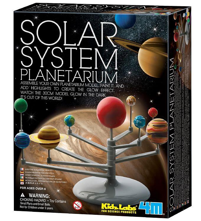 Image of 4M - KidzLabs - Solsystem Planetarie (XA219)