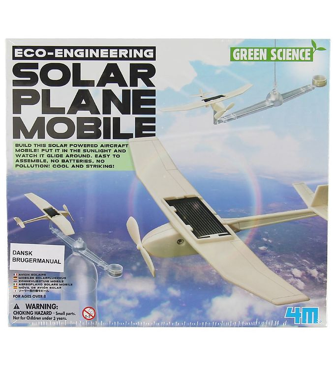 Image of   4M - Eco-Engineering - Soldrevet Fly