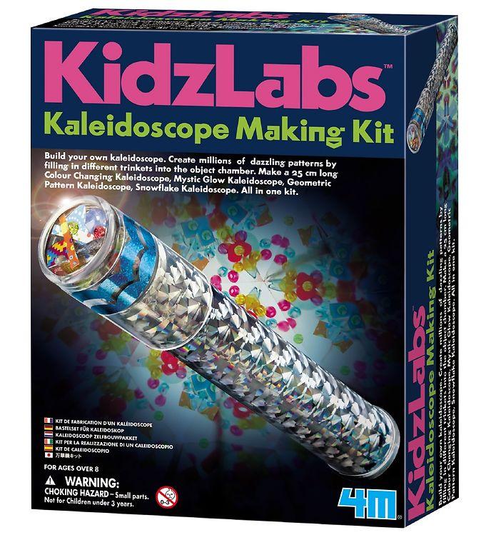Image of 4M - KidzLabs - Kaleidoskop Sæt (XA304)