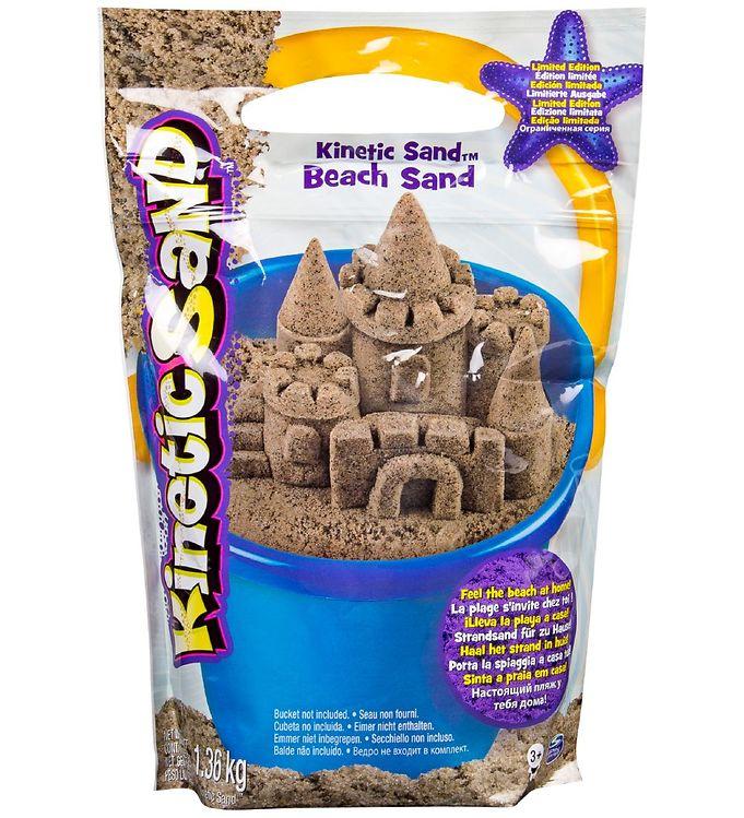 Image of Kinetic Sand Strandsand - 1360 gram - Neutral (XA373)