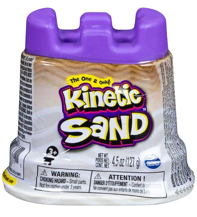 Image of Kinetic Sand Strandsand - 127 gram - White (XA377)