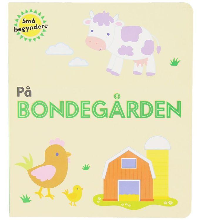 Image of Karrusel Forlag Bog - Små Begyndere - På Bondegården (XA525)