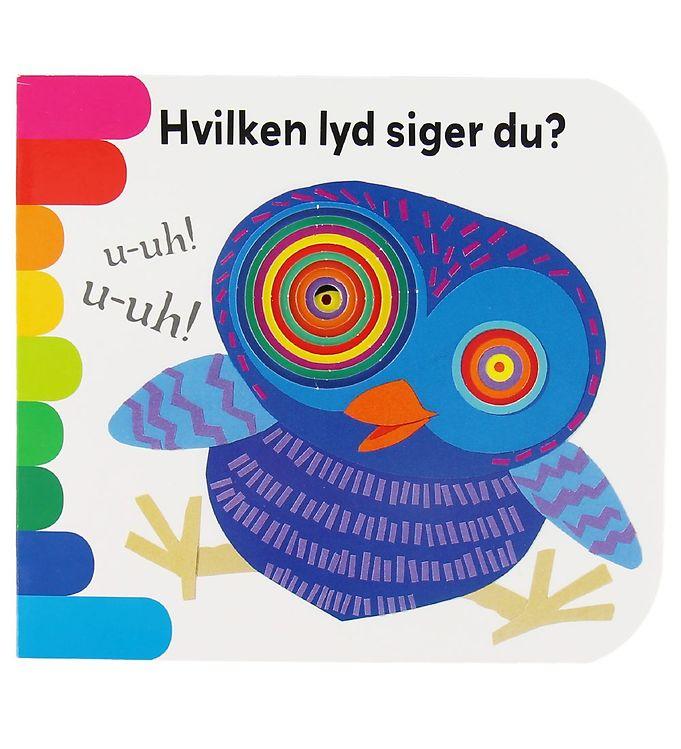 Image of Karrusel Forlag Bog - Hvilken Lyd Siger Du? (XA530)