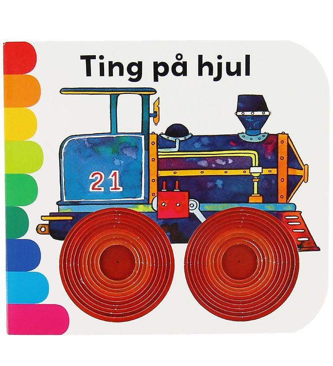 Image of Karrusel Forlag Bog - Ting på Hjul (XA531)