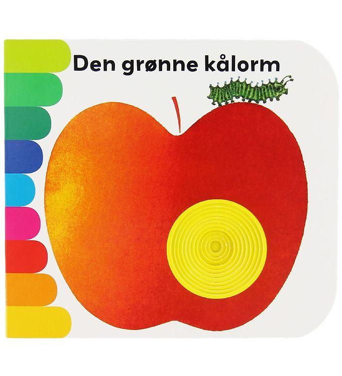 Image of Karrusel Forlag Bog - Den Grønne Kålorm (XA532)