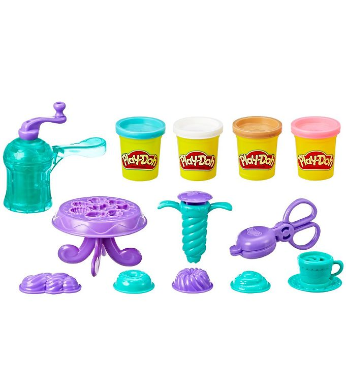 Image of Play-Doh Kitchen Creations - 224 g - Donut Sæt (XA566)