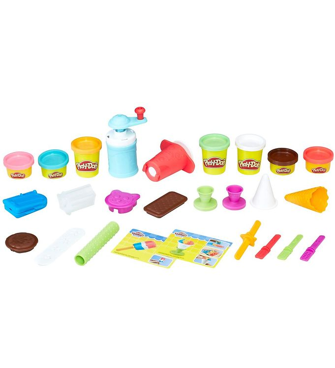 Image of Play-Doh Modellervoks - Kitchen Creations - 280 g - Is (XA567)