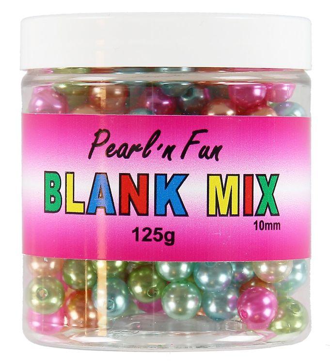 Image of Pearl'n Fun Perler - Blank - 125 gram - Multifarvet (XA586)