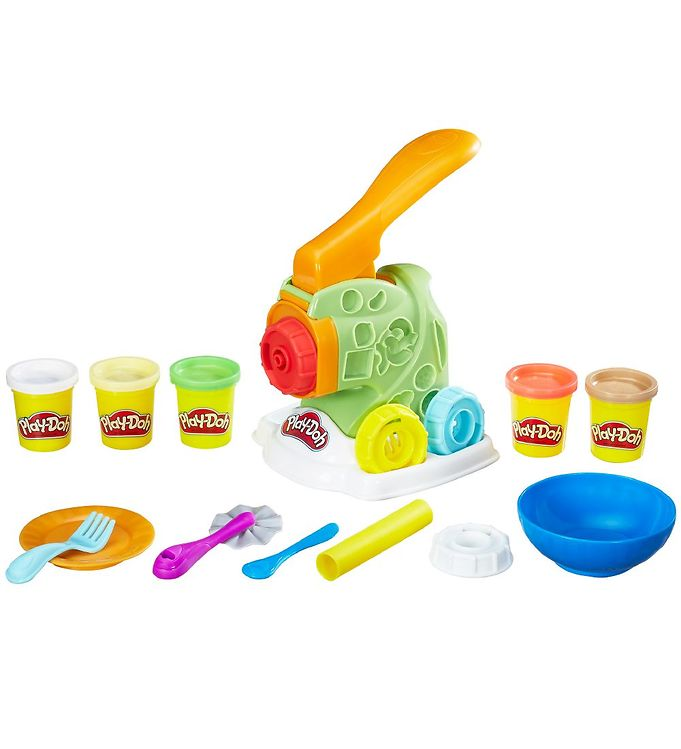 Image of Play-Doh Modellervoks - Kitchen Creations - Noodle Making Mania (XA615)